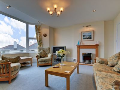 Photo for 4 Star Apartments With Balcony & Stunning Sea Views