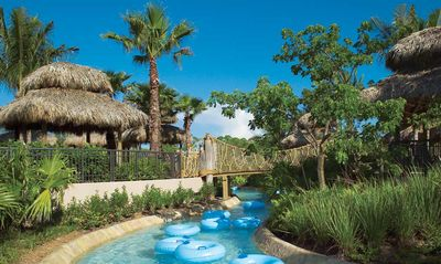 Photo for Best Pool and Lazy River Timeshare Resort - Private Island Beach