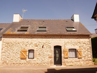Photo for Longère entirely renovated, ideal in family! 800m from the coast and beaches.