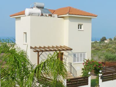Photo for OURANIA VILLA - Protaras Center