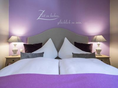 Photo for Larch double room - Waldruhe - bed, breakfast and a smile