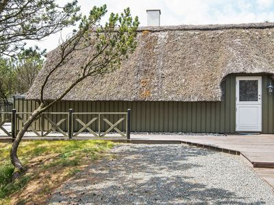 Photo for Cosy Holiday Home in Syddanmark with garden seating and terrace