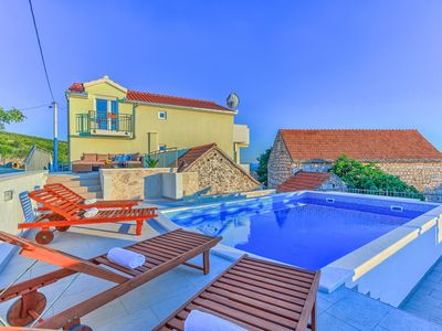 Photo for Villa Heritage with swimmnig pool