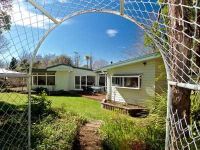 Photo for The Fly Fisher - Turangi Holiday Home