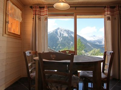 Photo for Apartment Champagny 4 people
