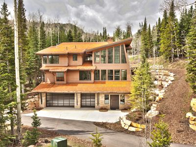 Photo for Flat Iron Retreat | Ski-in Estate | Theater Room | Hot Tub | Concierge Services