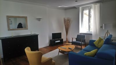 Photo for Nice duplex, saint malo, near the beach 110m2