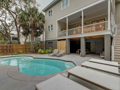 Photo for $1k OFF! BRAND NEW HOME!- Close to everything!- 6 bedrooms, pool, elevator, close to beach!