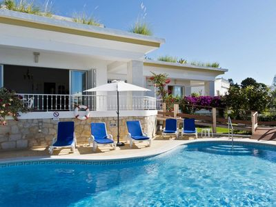 Photo for Luxury Villa With Private Swimming Pool, Beautiful Sea Views Within Walking Distance From The Beach