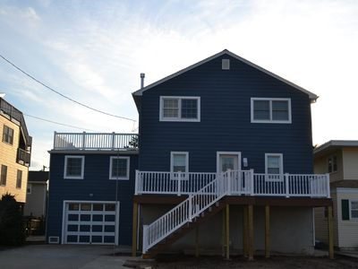 Photo for Bright, Cheery, Clean Four Bedroom House at Beach - Completely Renovated