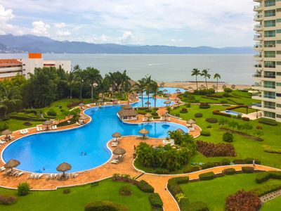 Photo for 5 Bedroom Penthouse with Incredible Views of Pacific Ocean and Puerto Vallarta