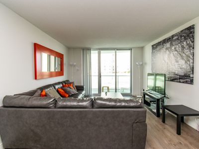 Photo for One bedroom/ one bath on the ocean - hollywood-