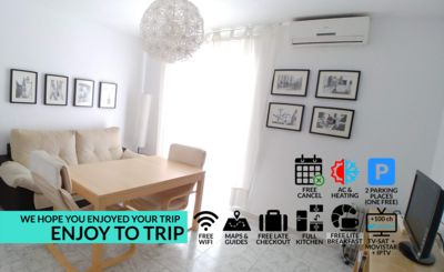 Photo for STAY IN ♡ OF CÓRDOBA PARKING+WIFI FREE