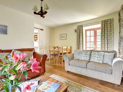 Photo for Bwthyn Gwyn is one of five self-catering cottages found in the beautiful and idyllic countryside nea