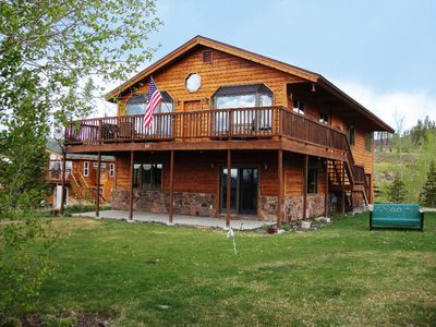 Photo for 4BR House Vacation Rental in Grand Lake, Colorado