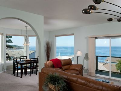 Ocean Views of the Enjoy the Oregon Coast with the Comforts of Home