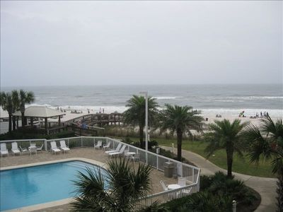 Photo for Sunny 3rd Floor Unit 4309  with Gorgeous View of Beach and  Water