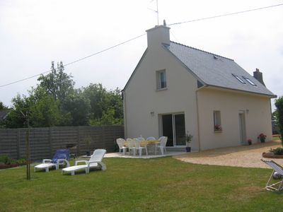 Photo for New house, quality commodities, quiet, close to the sea and the countryside