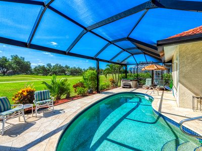 Photo for Pool Villa on Golf Course in Naples, Florida