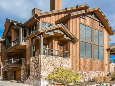 Photo for Park City Townhouse w/Hot Tub & Luxury Amenities!