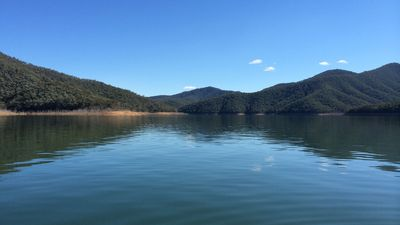 Goughs Bay, Lake Eildon Perfect!