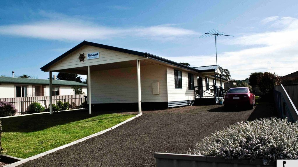 The Lazaret ~ Kangaroo Island 4 bedroom 2 bath