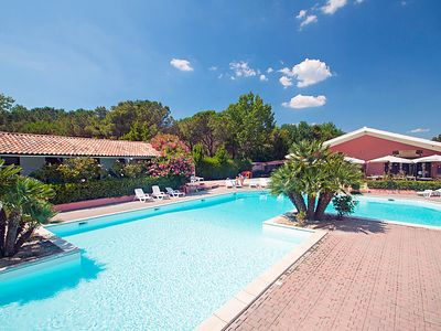 Photo for Marina di Bibbona Holiday Home, Sleeps 5 with Pool, Air Con and WiFi
