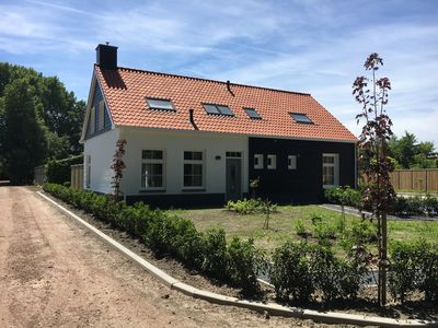 Photo for Modern, luxurious holiday home in Oostkapelle, close to the beach and center,