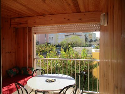 Photo for Rent Apartment Cap Agde 150 m from the Sea