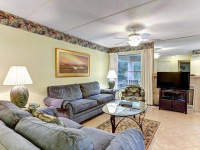 Photo for Charming 1st Floor Condo With Resort View Within Walking Distance to Ocean!