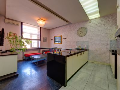 Photo for Luxury four-room apartment on Bolshaya Vasilkovskaya street