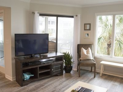 Photo for Tidewater I203/ 2 BR Ocean View Condo w/ Wild Dunes Amenities!