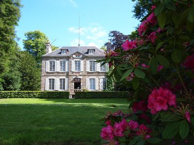 Photo for La Quieze petit château - luxury country house on 10 acres and many activities