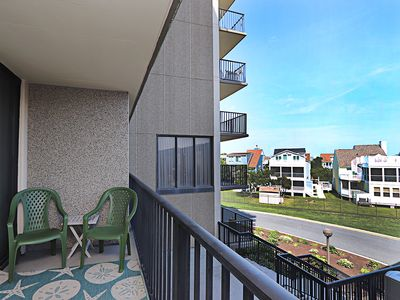 207 Annapolis, Sea Colony - Balcony