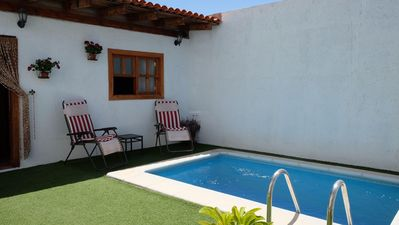 Photo for Stunning holiday home Granadilla de Abona, Tenerife