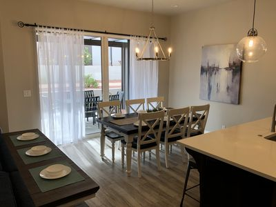 Photo for Beautiful New Poolside Townhome at Ocotillo Springs in Santa Clara
