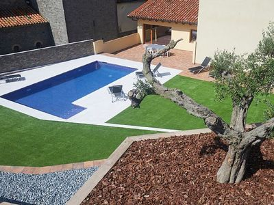 Photo for Self catering El Campaner de L'Esquirol for 6 people