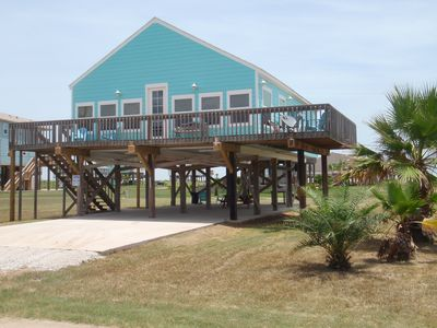 Photo for Spacious and Open Freshly Remodeled Beach House, We Rent Golf Carts!!