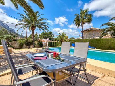 Photo for Vacation home Germanna in Dénia - 6 persons, 3 bedrooms