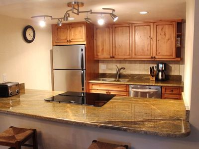 Photo for Vail International #009 -  2BR/2BA ground level with Vail Mountain views