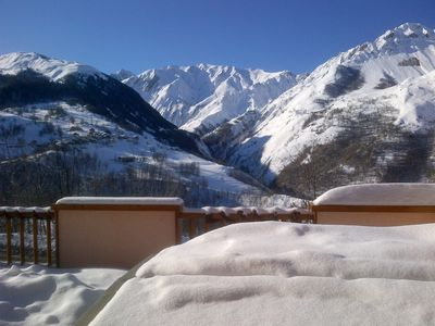 Photo for Beautiful chalet in charming St Martin de Belleville, Three Valleys