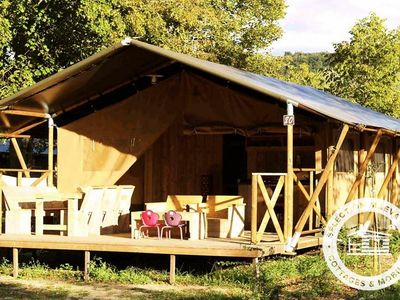 Photo for Camping Olva *** - Maeva Camping - Corsica Lodge 3 Rooms 5 People