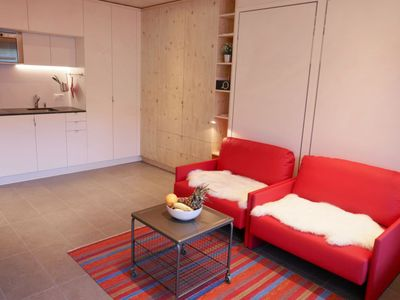 Photo for Apartment Rosablanche D52 in Siviez-Nendaz - 2 persons, 1 bedrooms