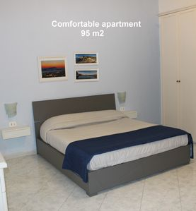 Photo for LARGE APARTMENT - 2 BEDROOMS - 5 BEDS
