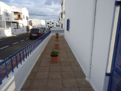 Photo for Apartment in the center of Arrieta with Internet, Balcony (969965)
