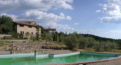 Photo for Lovely home to rent near Siena in Tuscany