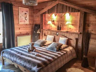 Photo for Cocooning apartment for 4 people, between Lake Annecy & Aravis resorts
