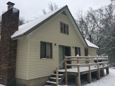 Photo for 3BR House Vacation Rental in Baldwin, Michigan