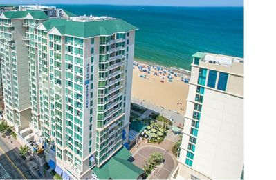 Photo for Oceanfront Resort - Ocean Beach Club  Resort - July 20th to July 27th