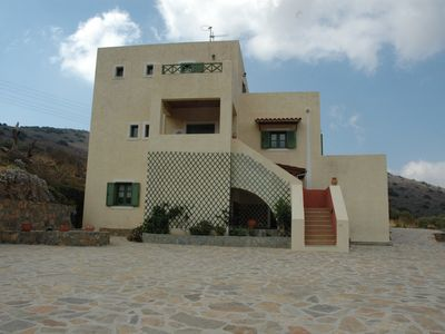 Photo for Villa Diamandi , a relaxing place within Olive Trees .